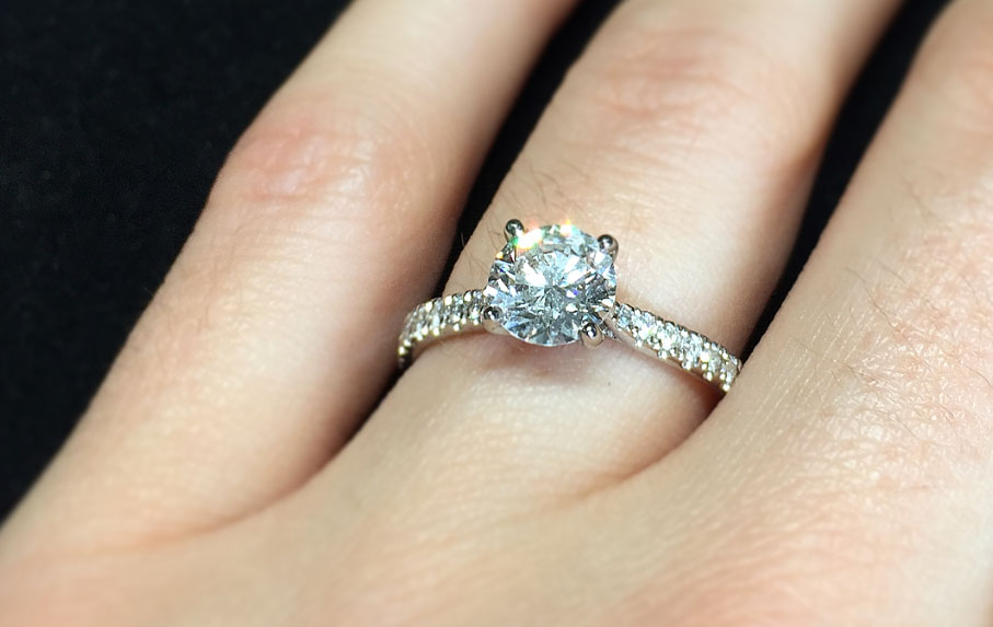 Back to basics: Different styles of engagement rings