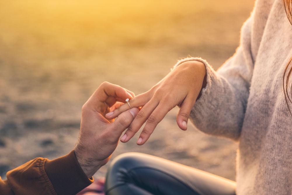 Top 5 Romantic Proposal Destinations in Ireland